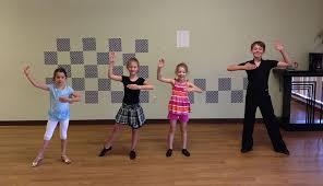 Teen latin dance classes