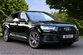 black audi. Contemporary Audi Audi SQ7  Black 01 On M