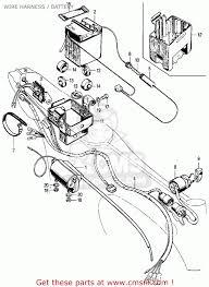 honda cd 70 motorcycle wiring diagram wiring diagrams ct110 wiring diagram schematics and diagrams