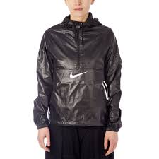 nike nsw packable swoosh jacket black white women nike jackets you deserve to have