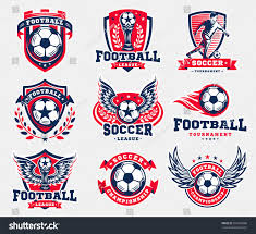 Football Emblem Design Soccer Football Logo Emblem Collections Designs Templates