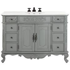 home decorators collection winslow  in w bath vanity in antique