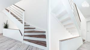 Auf treppen.de finden sie impressionen und informationen zum thema. Wiehl Treppen Moderne Eingestemmte Treppe Mit Vinyl Treppenstufen Treppen De Das Fachportal Fur Den Treppenbau
