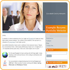 Gallery Of Resume Website Portfolio Website Builder Online Maker