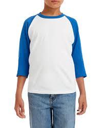 Gildan Youth Raglan Size Chart 5700b Gildan Heavy Cotton 5 3 Oz Yd Youth 3 4