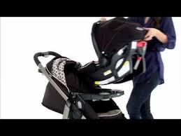 graco modes connect stroller