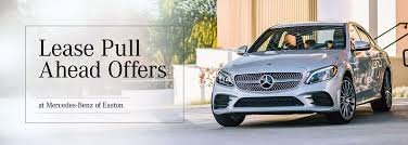 mercedes benz lease pull ahead offers in columbus oh