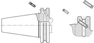 cat 40 tool holder dimensions. asme b5.50 cat40/cat50 possibilities of inner coolant supply cat 40 tool holder dimensions