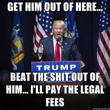 Image result for Trump I'll pay the legal fees + images