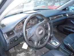 1999 Audi A6 Wagon, 2.8 V6 Automatic Quattro Parts car