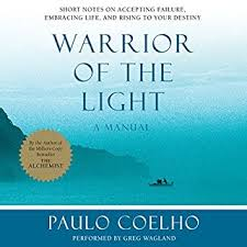 the alchemist audiobook com warrior of the light cover art