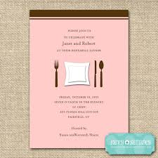 Invitation Wording For Dinner Party Invitations Dinner Party Invitation Wording Casual