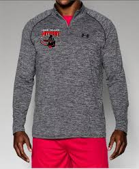 under armour zip. li hitmen men\u0027s under armour quarter zip u