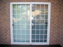 superlative security sliding door sliding glass door security bars gallery doors design ideas