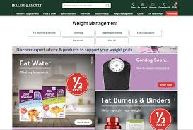 ASA initiates sanctions against Holland & Barrett over 'weight loss' ruling