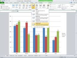 How To Add Data Labels To An Excel 2010 Chart Dummies