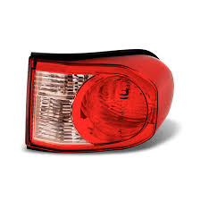 07 14 toyota fj cruiser oem style replacement tail lights passenger side