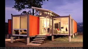 Flatpack House Flat Pack Container House Youtube