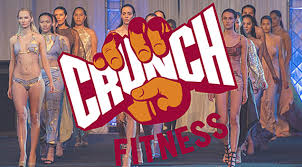 crunch fitness is officially supporting pacific international runway this year and it s co owned by power couple selena short and lusiano afeaki who also