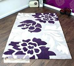 round purple area rug rugs excellent and white 4 with for nursery round purple area rug