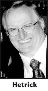 ALAN HETRICK Obituary - Death Notice and Service Information