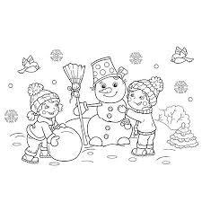 Sneeuw Boot Vectoren Illustraties En Clipart 123rf