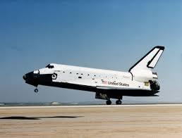 Landing - <b>STS</b>-<b>6</b> - Edwards AFB (EAFB), CA — Google Arts & Culture