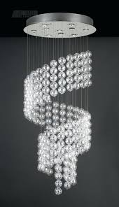 chandeliers chandelier modern crystal chandelier large contemporary chandeliers zigzag shape with bubble crystal lamp jpg