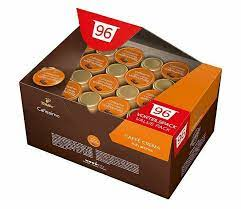 5 43 × 4 11 × 3 2 × 2 0 × 1 1 × 100+. Tchibo Cafissimo Caffe Crema Box With 96 Capsules Buy German
