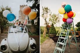 the best balloon ideas for weddings