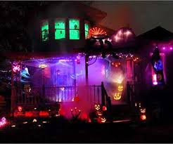 halloween outdoor lighting. Your Best Ideas: Outdoor Halloween Decor, 2008 Lighting C