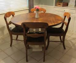 36 inch round dining table wish terrific on stylish kitchen and decor 7