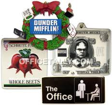 the office ornaments. Fine The The Office Holiday Ornaments With 0