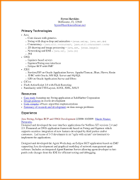 14 Oracle Pl Sql Developer Resume Sample Address Example