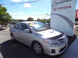 Used 2013 Toyota Corolla CE in Edmundston - Used inventory ...
