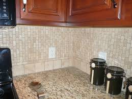 Santa Cecilia Granite Kitchen Tile Backsplash That Goes With Saint Cecelia Granite