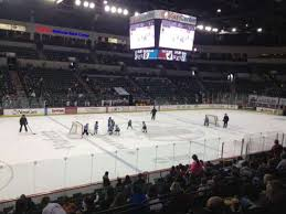 Cure Insurance Arena Section 107 Home Of Trenton Titans