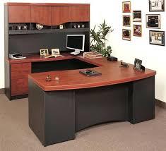 u shaped desk office depot. U Shaped Desk Deluxe Series A Larger Photo Email Friend . Office Depot
