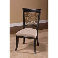 brown dining chairs. Hillsdale Furniture Bennington Black Dining Chair, Set Of 2 Brown Chairs A