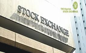 Image result for Nigerian Stock Exchange all-share index