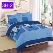 ehome 3 in 1 queen size cotton bedsheet set premium qulity