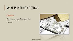 Extraordinary Basics Of Interior Design And Landscaping Ppt Pictures Ideas