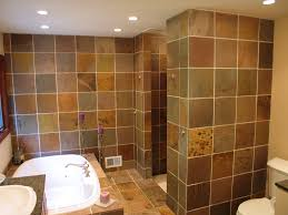 Indianapolis Master Bath Walk In Shower