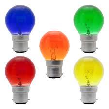 color light bulb types light bulb colors73