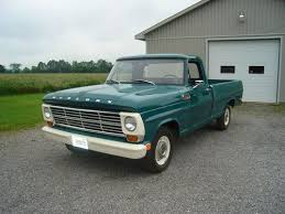 1968 Mercury M100 | Dream Rides | Pickup trucks, Ford trucks ...