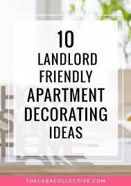 40 LandlordFriendly Apartment Decorating Ideas Property Enchanting Apartment Decor Pinterest Property