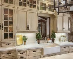 glass kitchen cabinet doors for sleek display french country look unique glass kitchen cabinet with