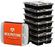 Meal Prep 101 For Beginners - Meal Prep on Fleek™   Meal prep containers,  Workout food, Food storage