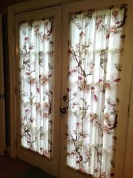 french window curtains french door curtain ideas doors curtains french  country cottage window treatments