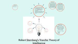 Sternberg Intelligence Robert Sternbergs Triarchic Theory Of Intelligence By James